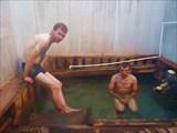 Приём горячих ванн