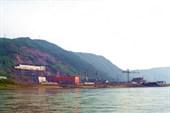 Строящаяся Усть-Среднеканская ГЭС