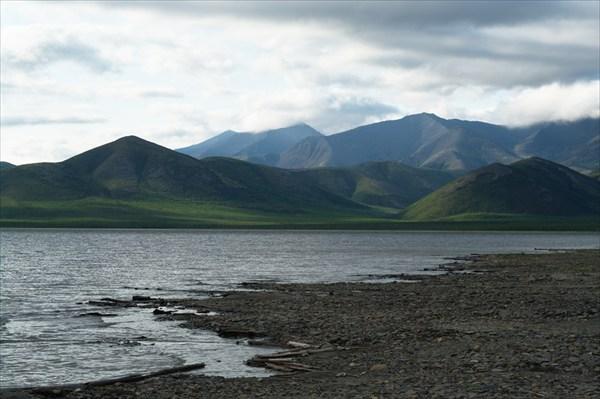 на фото: Колымское водохранилище #4