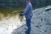 Не удачная рыбалка...