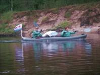 Река Лух. Неспешный поход от Фролищ до Клязьмы