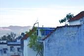 Вид с крыши риада