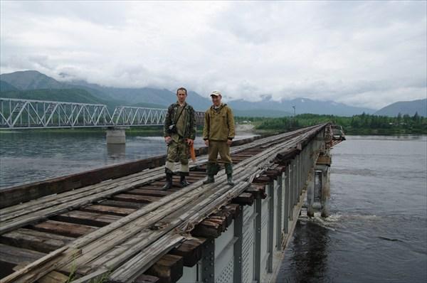Ж/д мост через Витим