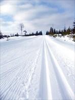 Через Финляндию от границы до границы на лыжах (444км). Автор: М