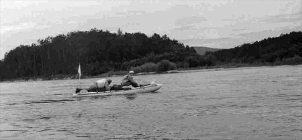 Река Бурея.