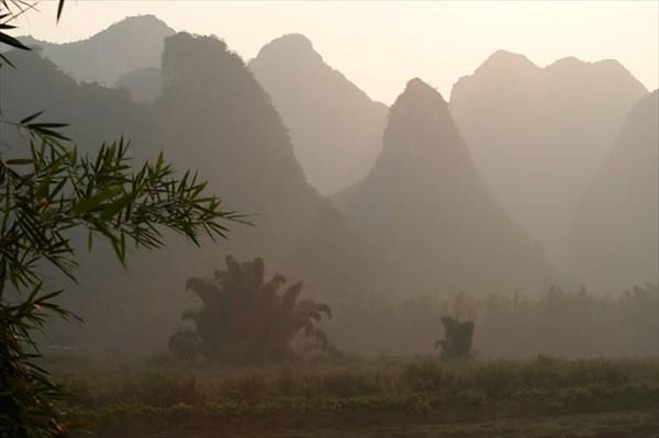 Китай, Гуанси, Яншо