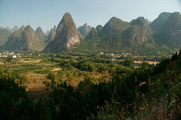 Китай, Гуанси