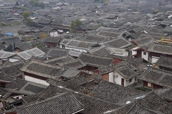 Китай, Юннань, Лицзян, старый город
