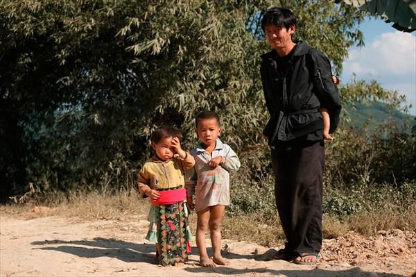 Северный Лаос