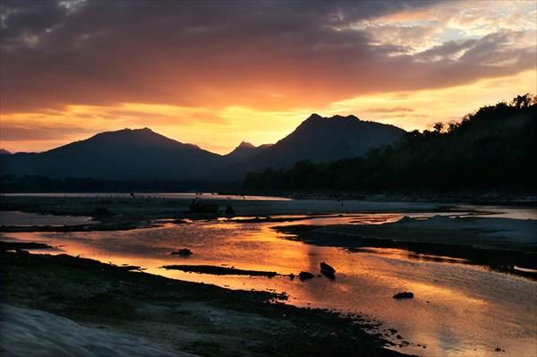 Лаос, Луанпрабанг.