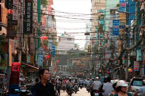 Вьетнам, Сайгон.