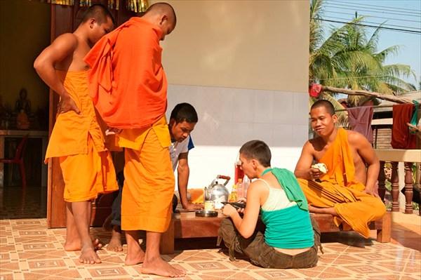 Камбоджа, Кампонкдей.