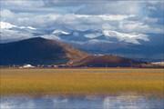 А вот и само озеро Напахаи