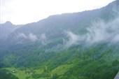 Горы, облака, красота...