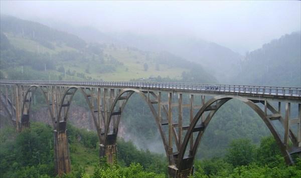 Мост через р. Тара