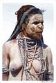 Женщина из племени мертвых людей