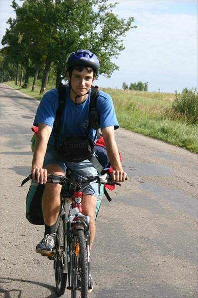Восточная Пруссия. Лето 2005. Велопоход Рома&Катя.