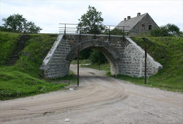 Ж/д мостик