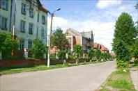 На улице г. Озерска
