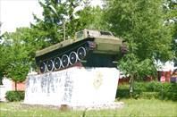 Памятник в Озерске