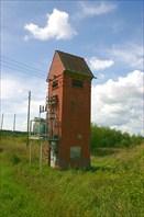 Немецкая электроподстанция