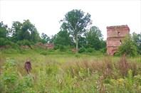 Остатки древней крепости тевтонских рыцарей