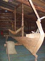 32 лодка-кижанка