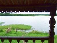 39 вид с балкона