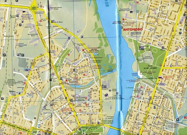 Новгород — север