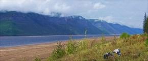 Вид на правый берег
