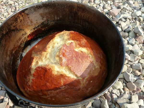 Хлеб удался