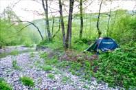 Вот и палатку обновили