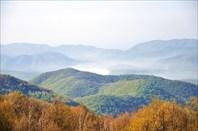 На горе Отрез