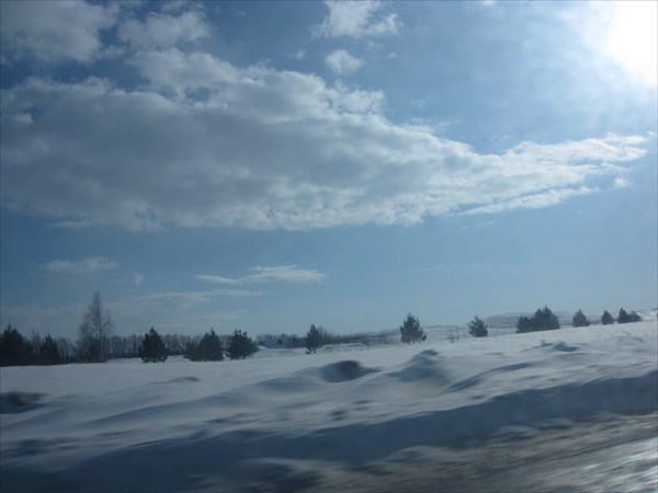 поля Башкортостана