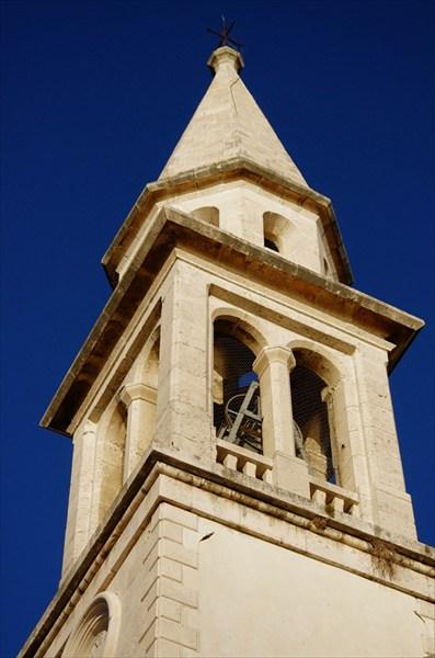 Колокольня церкви Св. Ивана