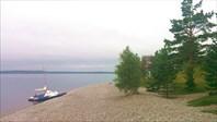 Галечный пляж о.Селькямарьянсари
