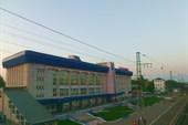 ЖД вокзал город Ковров
