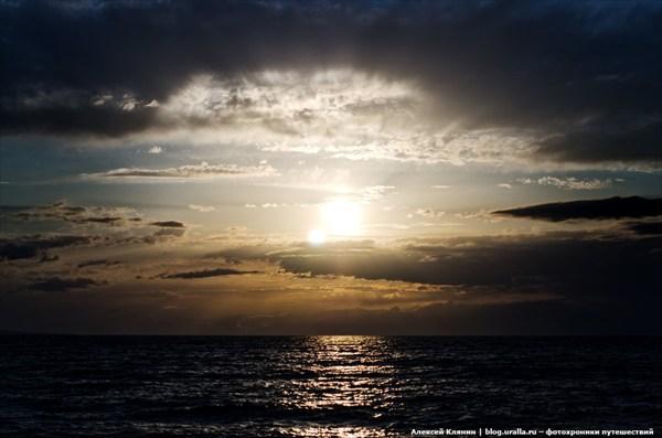 Небеса и вода