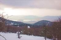 Вид на Байдарскую долину