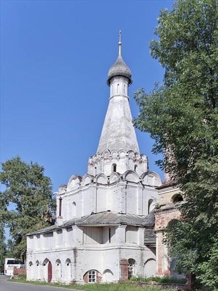 Шатровая церковь Петра Митрополита