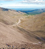 Пеший поход в Хибины