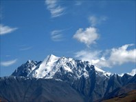 Вершина горы-гора Тебулосмта