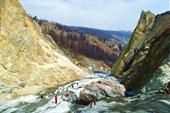Подъём по ручью Мугувек