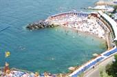 Пляжи Амальфийского побережья
