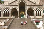 Город Амальфи. Католический собор