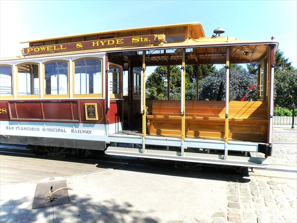 054-Cable Car