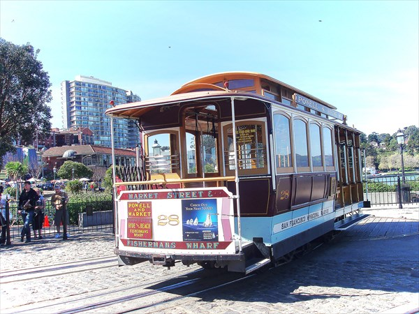 058-Cable Car