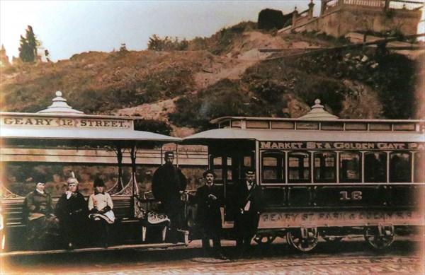 186-Трамвайчик