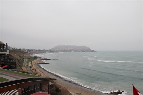 Тихий Океан в Лиме