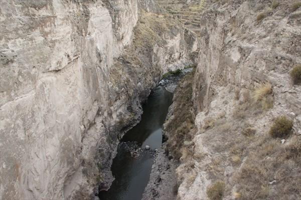 Каньон в Чиваи